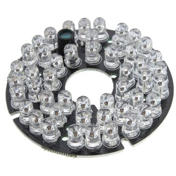 48 LED IR Infrared Illuminator Bulb Module Board For CCTV Security Camera