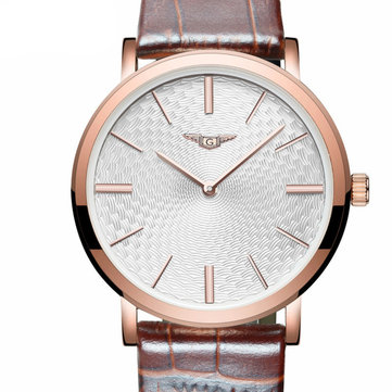 GUANQIN GS19026 Men Watches Luxury Boss Business Causal Styl