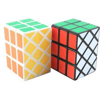 Magic Cube Block Irregular Speed Professional Puzzle Cube Fidget Cube Toys