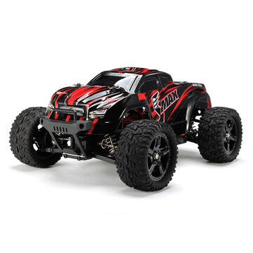 REMO 1631 1/16 2.4G 4WD Brushed Off Road Monster Truck SMAX RC Car