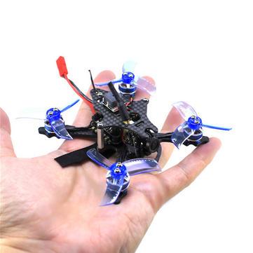HBX95 95mm 2S Micro Brushless RC FPV Racing drone PNP W / MF3 OSD 15A BLHeli_S Dshot 25mW 48CH 700TVL