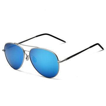 Unisex Aluminum Magnesium Alloy Pilot Sun Glassess Uv Protection Polarized Driving Goggle Eyeglasseess