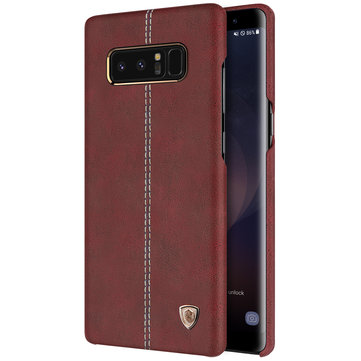 NILLKIN Englon Crazy Horse Grain Leather Protective Case for Samsung Galaxy Note 8