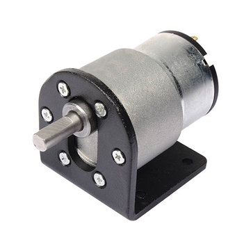 DC12.0V 85rpm Mini Gear Motor Electric Gear Box Motor