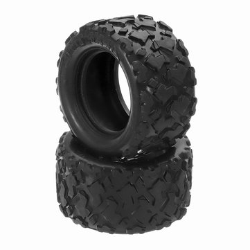 2Pcs HS 18301 18302 18311 18312 RC Car Tires For 1/18 Crawler RC Car