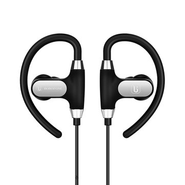 BOROFONE BE9 Wireless Bluetooth 4.2 Earphone Anti-sweat Waterproof Dustproof Sports Headset