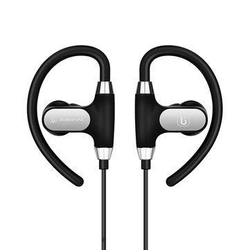 BOROFONE BE9 Wireless Bluetooth 4.2 Earphone Anti-sweat Waterproof Dustproof Sports Headset