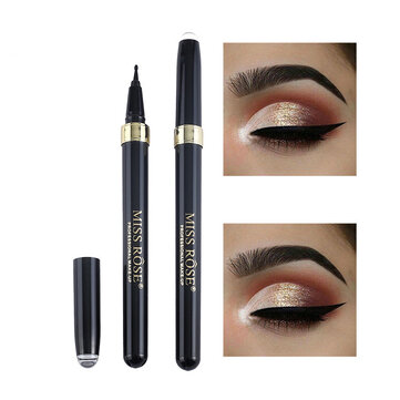 MISS ROSE Pen Head Long-Lasting Liquid Eye Liner