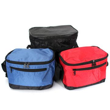 Abbassamento della temperatura termica impermeabile Lunch Bag portatile isolato picnic Borsa picnic multifunzione