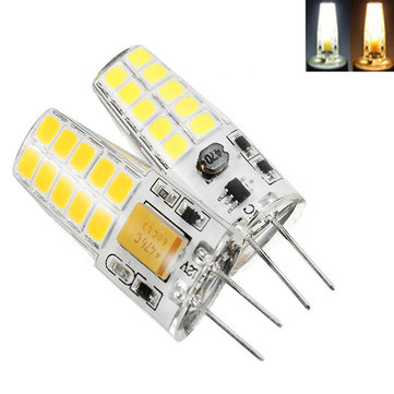2.5W G4 2835 Dimmable 20LEDs White Warm Pure White LED Light Bulb Decorative Lamp AC12V