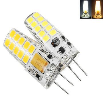 2.5W G4 2835 Dimmable 20LEDs White Warm Pure White LED Light Bulb Decorative Lamp AC12V