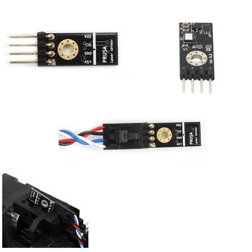 Optical Laser Filament Sensor Encoder Detect With Cable For 3D Printer Prusa i3 MK3