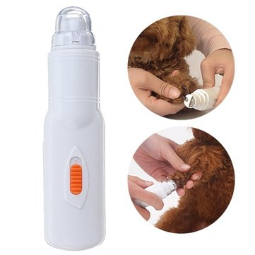 Pet Nail Grinder Electric Gentle Pet Nail Trimmers Best Paw Clippers Grooming Tools Cat Dog Grooming
