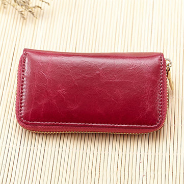 Men And Women Retro Purse Universal Wallet Key Bag Clutch