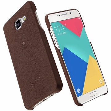 LENUO Music Case Soft Leather Back Case PC Cover for Samsung Galaxy A7100 A7(2016)