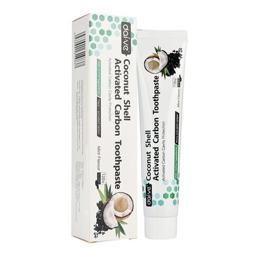 Activated Carbon Bamboo Charcoal Refreshing Mint Toothpaste