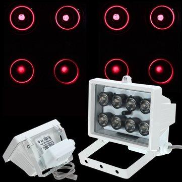 8LED 12V Night Vision Lamp IR