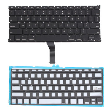 "US Keyboard vervanging voor Apple MacBook Air 13 ""A1369 A1466 2011-2015"