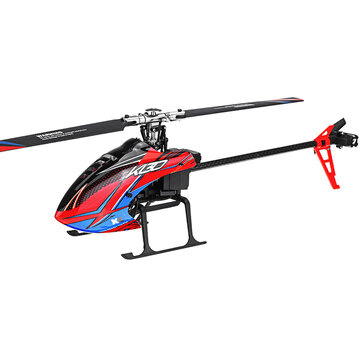 XK K130 2.4G 6CH Brushless 3D6G System Flybarless RC Helicopter BNF Compatible with FUTABA S-FHSS
