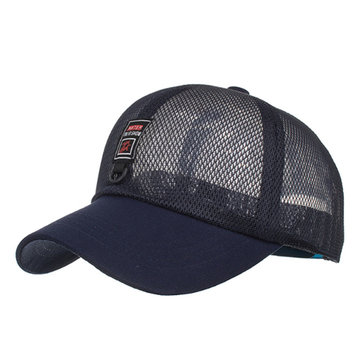 Men Women Sun Sports Baseball Hats Breathable Dad Caps