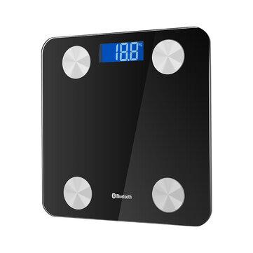 DIGOO DG-BF8028 Smart Electronic Scale Bluetooth Body Fat Scale LCD Display Screen