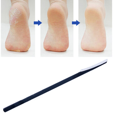 10Pcs Tungsten Steel Foot Rasp Callus Exfoliating Foot File
