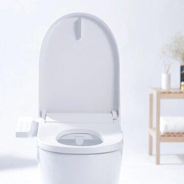 SMARTMI Multifunctional Smart Toilet Seat LED Night Light 4-grade Adjustable Water Temp Electronic Bidet From Xiaomi Youpin