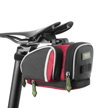 Сумка велосипедная ROCKBROS Cycling Saddle Bag