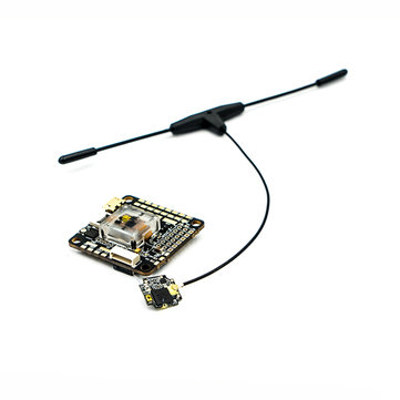FrSky New 900Mhz R9 MM-FC Receiver & OMNINXT F7 Flight Controller 3-6S Combo for RC Drone FPV Racing