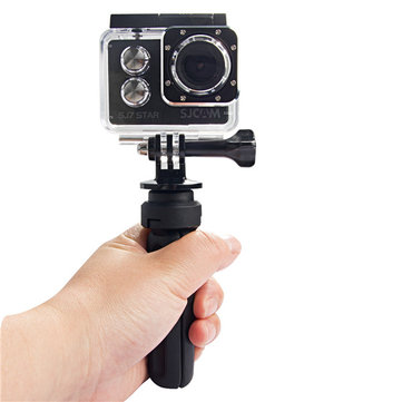 SJCAM Portable Tripod Hand Held Folding Tripod Monopod Self Stick for Sjcam SJ6 SJ7 Actioncamera