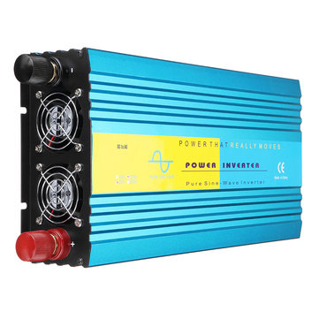 3000W DC 24V To AC 110V Pure Sine Wave Inverter Solar System 24V to 110V Solar Power Inverter