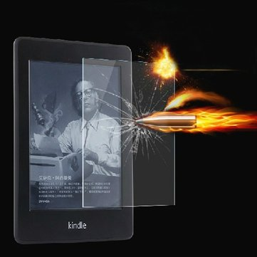 9H Tempered Glass Film Screen Protector For Amazon Kindle Paperwhite 1/2/3 6 Inch
