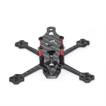 12g ARFUN Pro 95mm Empattement 3mm Bras En Fiber De Carbone Brushless Cadre pour RC Drone FPV Racing
