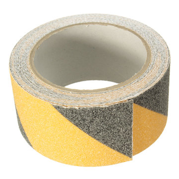 5m Anti Slip Tape Stripe Self Adhesive Floor Safety Friction Strong Grip Non Skid Tape