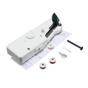 Portable Mini Electric Handheld จักรเย็บผ้า Handy Stitch DIY จักรเย็บผ้า