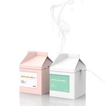 XIAOMI Bcase MILK BOX Luftbefeuchter Mini Luftbefeuchter Energiesparendes USB-Büro Feuchtigkeitsspendende Befeuchtung