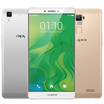 OPPO R7 Plus 6.0 Inch Fingerprint 3GB RAM 32GB ROM Qualcomm MSM8939 Octa-core 4G Smartphone