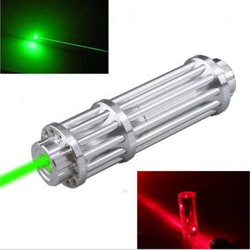 532nm Green/Red Light Power Beam Burning Laser Pointer Pen Single