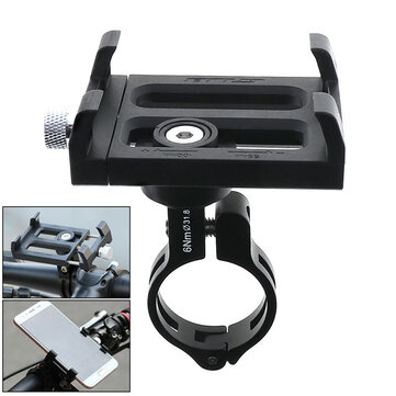 Universal GUB Plus 3 Multi-angle Rotation Bicycle Motorcycle Handlebar Phone Clip Holder for Phone