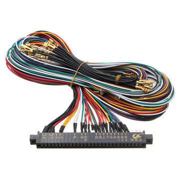 Wiring Harness Multicade Arcade Video Game PCB cable for Jamma Multi Game Board