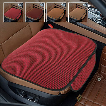 Summer Breathable Cool Anti-skid Front Car Seat Cover Protector Mat Pad