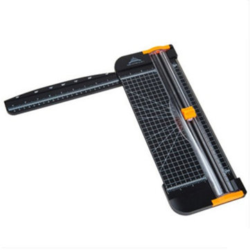 Jie Li Si 909-5 4 Film Paper Cutter Tool Holder With Scale For Office Supplies