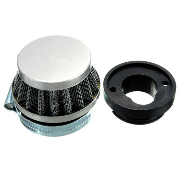 47cc 49cc Air Filter 2 Stroke Engine Mini Moto Motorcycle Pocket Dirt Bike Quad ATV