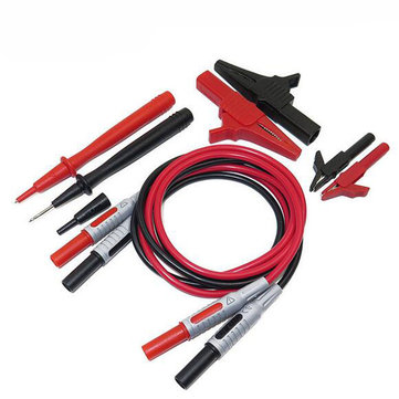 DANIU P1600A 8 in 1 Universal Multimeter Probe Lead Banana Plug Electronic Specialties Test Lead Automotive Test Probe