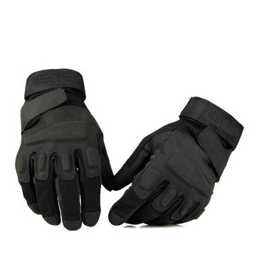 Full Finger Gloves Motorcycle Tactical Airsoft Protective Outdoor Blackhawk Hell Storm