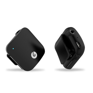 LOSENCE L8 Sport Business Clip-on Wireless Bluetooth Adapter Audio Receiver
