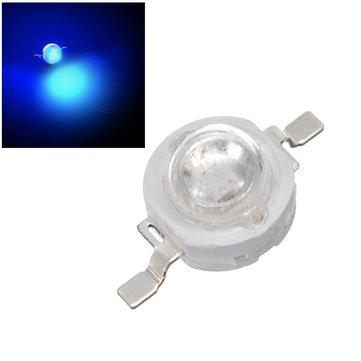 3W Blue Plant Grow Light 3.2-3.4V 45MIL Integrated LED Light Chip Bead