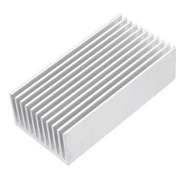 100x50x30mm Power Amplifier Heat Sink Cooling Radiator