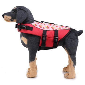 Safety Vest Dog Clothes For Dog Save Life Dog Coat Jacket Clothes Life Vest Pet Swimsuit For Summer