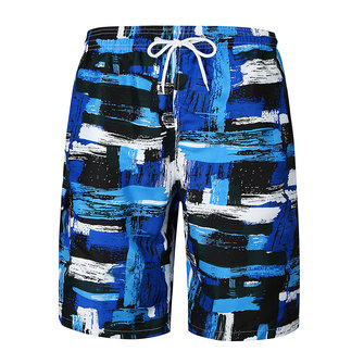 Painting Printing Loose Casual Beach Holiday Board Shorts